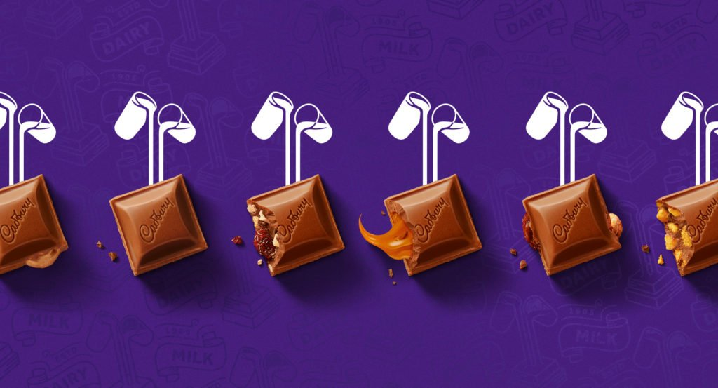 Cadbury in first design overhaul for 50 years | Barques